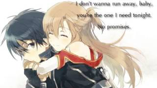 No Promises - Nightcore