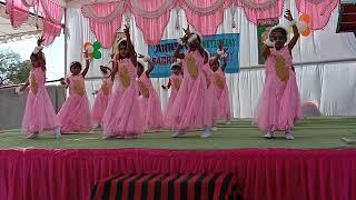 Kya phool chadhaun mai Annual function Secret Hart nursery school lawan