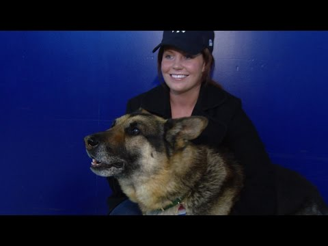 Marine Who Fought to Adopt K-9 Partner in Iraq Is Now a Movie, 'Megan Leavey'