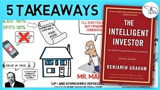 THE INTELLIGENT INVESTOR SUMMARY (BY BENJAMIN GRAHAM)