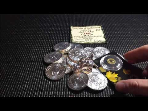 Recent Silver Bullion and Gold Coin Pickups