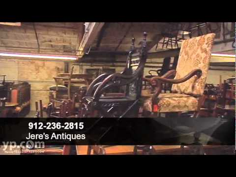 Jere's Antiques Historic Furniture for Sale in Savannah