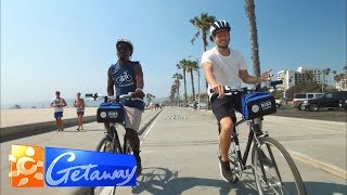 Santa Monica Bike Tour   Getaway