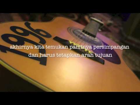 The Rain - Persimpangan (Video Lirik)