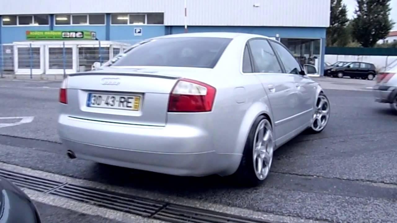 Audi A4 B6 Fat Low Amp Slow Lamborghini Gallardo Oem