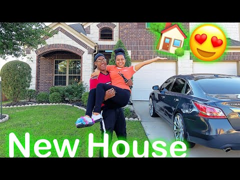 OUR NEW HOUSE TOUR !!