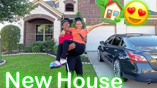 our new house tour