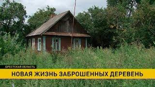 Новая жизнь пустующих домов и заброшенных деревень