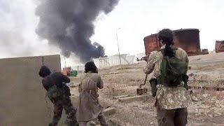 Ирак: авиация бомбит позиции ИГИЛ под Рамади