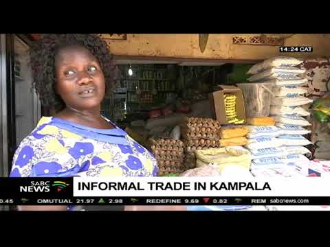 African Perspective: Informal trade in Uganda, Kampala