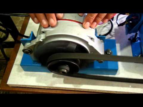 Generador De Energia Electrica Autonomo 12vdc A 127vac Parte 2.Mp4