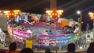 Dangerous Carnival Ride!