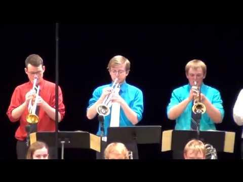 Umass Jazz Ensemble 1 - Meet the Flintstones