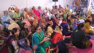 Neha Udasi  Sindhi Song jyotiyun vare ji Jai at Hari Nam Mandir Kandivali
