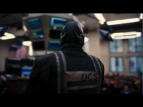 The Dark Knight Rises - Bane Hits the Stock Exchange (HD) IMAX