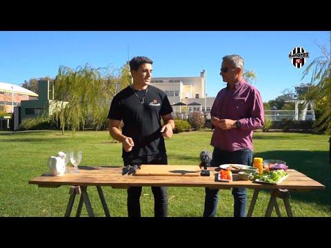 Gallos de Cocina: Rechicken con Marcelo Manolio