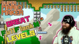 SUPER Z WORLD! - Super Mario Maker - Featuring FullFlankM! ♥