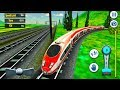 3D Euro Trains-Best Android Gameplay HD #8
