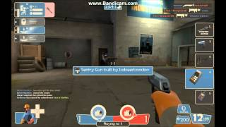Team Fortress 2 Engineer Gameplay HD GT 620 Maxed Out