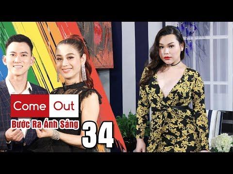Come Out-BRAS |Tập 34 FULL| Bản sao Hồ Ngọc Hà khẳng định không muốn dùng tình yêu với Kenny Sang PR