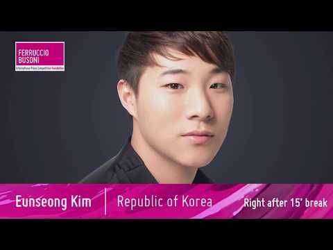 EunSeong Kim – Rep. of Korea - Chamber Ensemble Finals 29/08/2017 22:00 CEST (GMT+2)