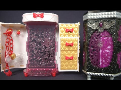 Ever After High Jewelry Box from Mattel