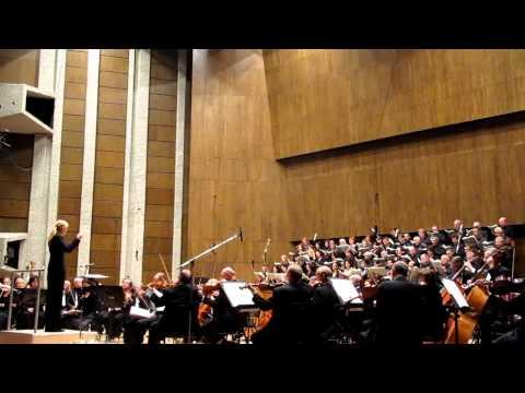 Jerusalem symphony orc keri lynn wilson opera chor צילום דסי חיה brahms requiem