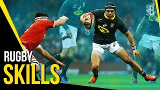 BEST RUGBY SKILLS | RUGBY WORLD CUP 2019 EDITION