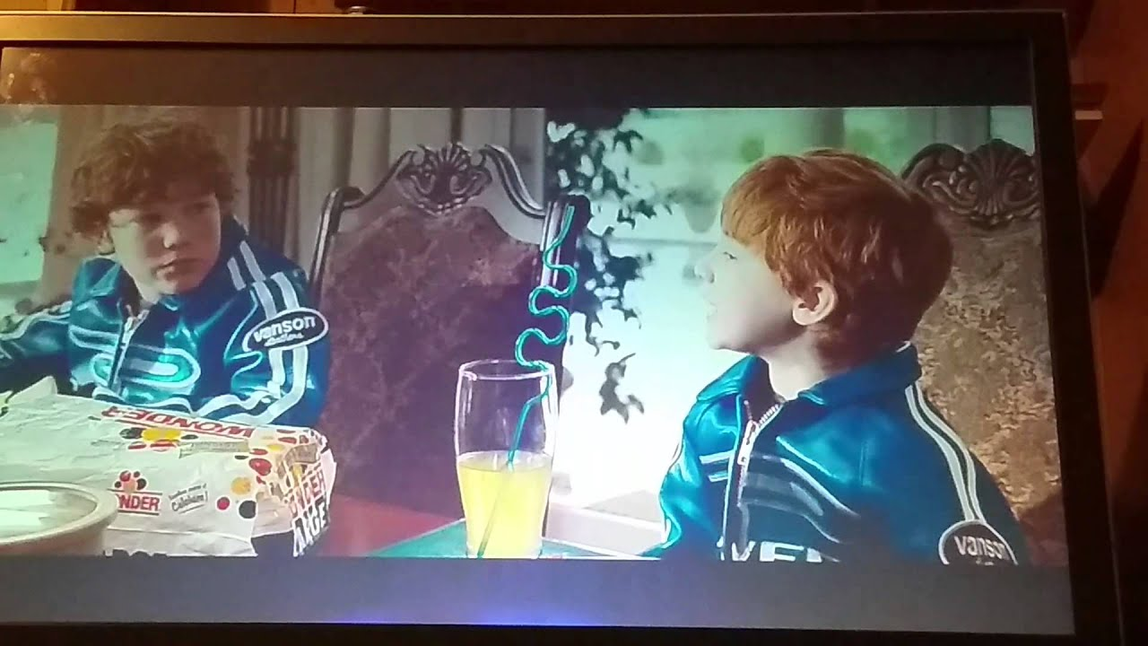 Talladega nights pee pants clip casually come
