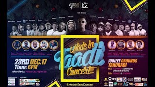 Made In Taadi Concert (TV Advert)