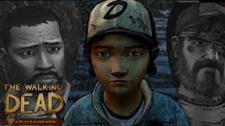 BADASS CLEMENTINE! Maraton The Walking Dead - Wszystkie sezony (Speedrun)
