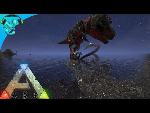 S4E39 RAID DEFENSE - Fending off Tek Rexes and Turtle Bombs! ARK: Survival Evolved PVP Season