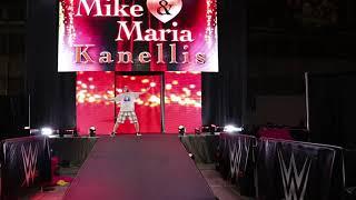 Mike Kanellis Superstar Entrance at Wrestlemania 34 Axxess