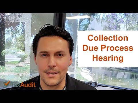 all-about-irs-collection-due-process-hearings