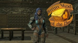 Skyrim Mod of the day: Tera Armors Collection