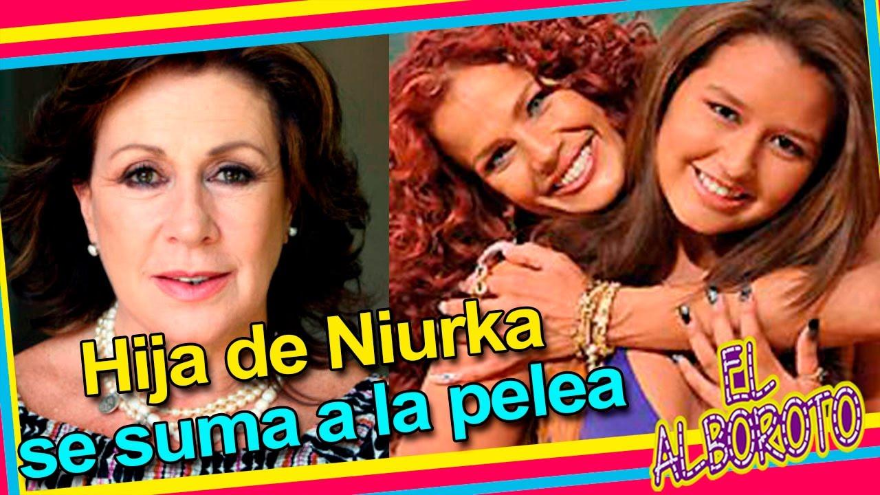 Hija de Niurka defiende a su madre de Laura Zapata - YouTube