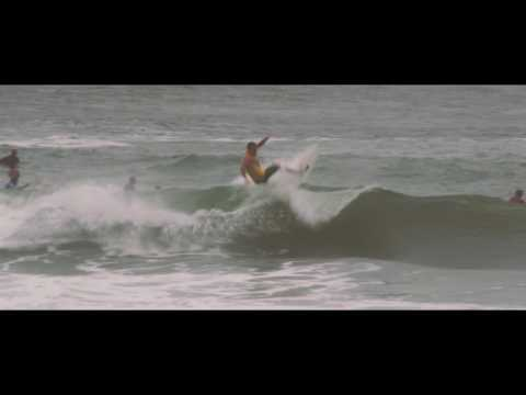 Deep Waves - Tropical Storm Surf in Panama City Beach