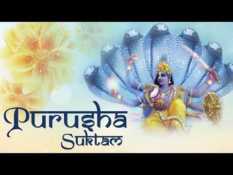 Purusha Suktam - Lord Narayana - Purusha Sukta by Uma Mohan - Sacred Chants Vol 1 Powerful Mantra