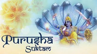 Purusha Suktam - Lord Narayana - Purusha Sukta by Uma Mohan - Sacred Chants Vol 1 Powerful Mantra