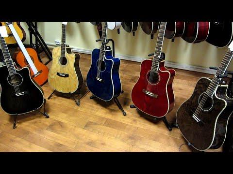 Гитара. Где купить акустическую гитару не дорого. Обзор моделей от Мьюзик-Стор | Musik-store.ru