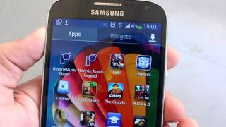 Samsung Galaxy S4 specs (i9500) and quick review