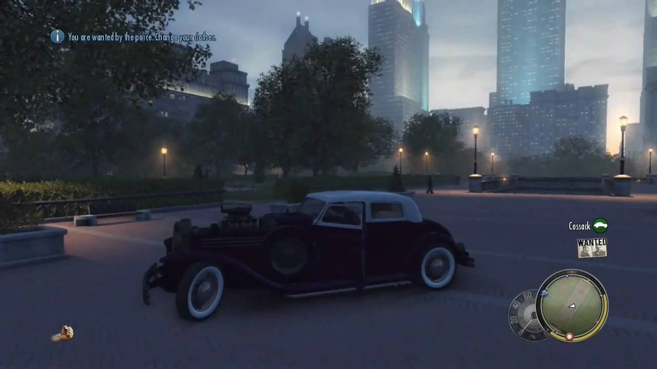 mafia 2 my first mods joker gold magnum police car test youtube. Black Bedroom Furniture Sets. Home Design Ideas