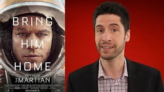 The Martian movie review