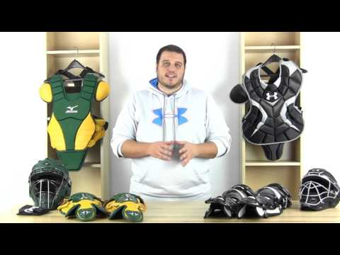 Youth Catcher's Gear Comparison: Mizuno Samurai Catcher's Set vs. Under Armour Pro Catcher's Set