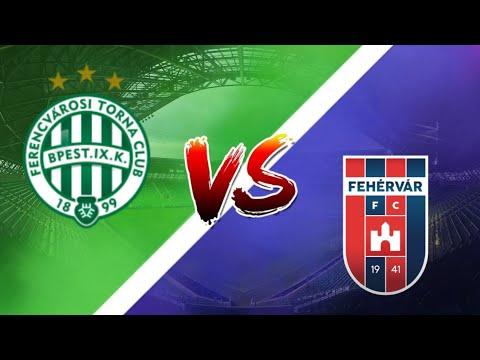 FERENCVÁROSI TC - FEHÉRVÁR FC RANGADÓ A FIFA 20-BAN ...