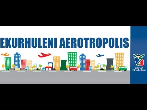 Ekurhuleni OR Tembo Aerotropolis Master Plan, Africa