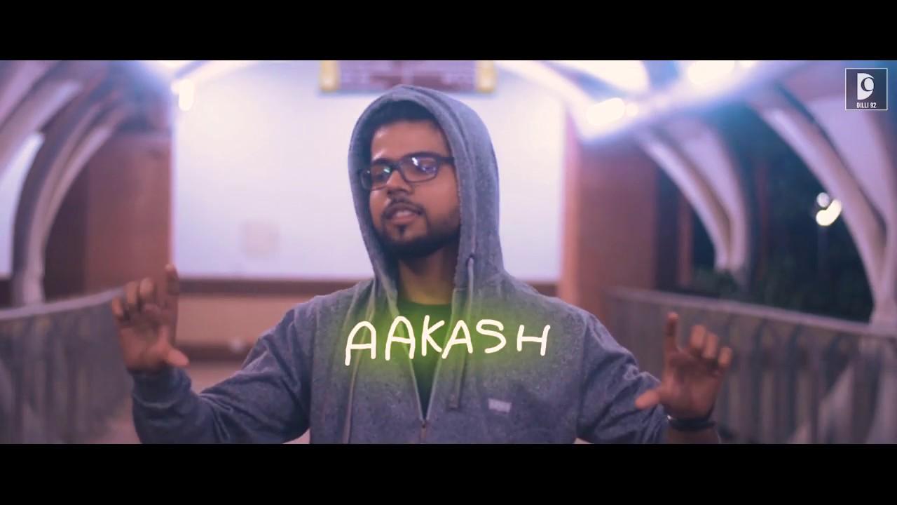 Download Number Ek   AAKASH   Official Music Video   Dilli 92 Gang   Latest Hip Hop song   2019