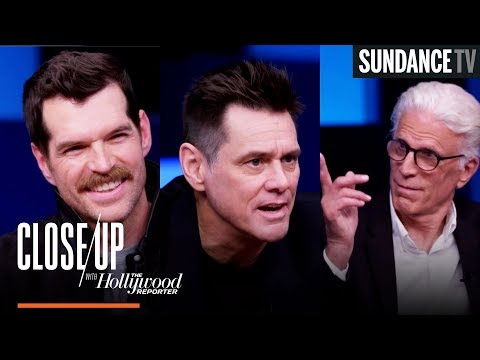 Don't Ask Jim Carrey for a Selfie | Close Up With The Hollywood Reporter