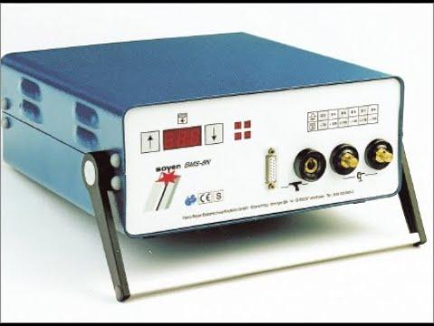Оборудование для приварки крепежа SOYER ВМS-8N