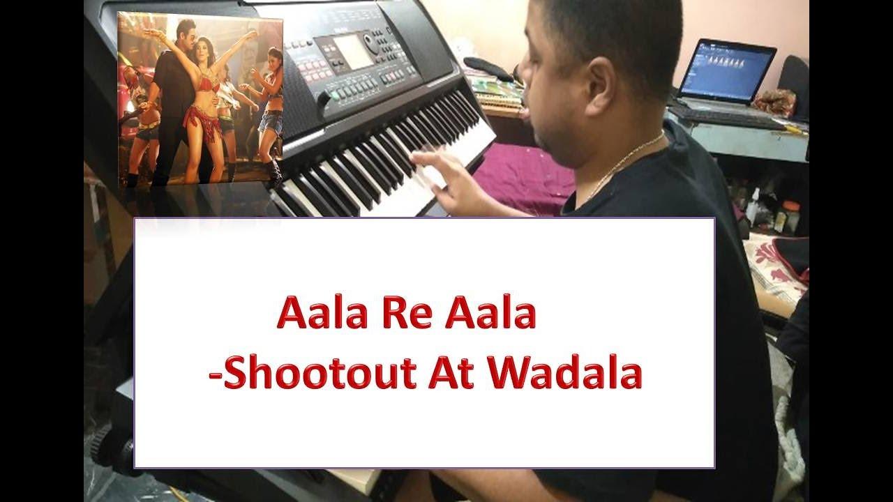 Ala Re Ala | Shootout at Wadala | Akarshan Instrumental | Electronic Cover